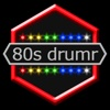 80s Drumr: The drum kit with hexagonal drums