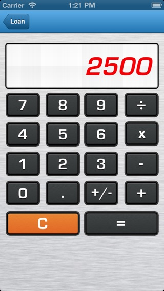 Loan Calculator - Auto, Bank, & Personal Loans On The App Store