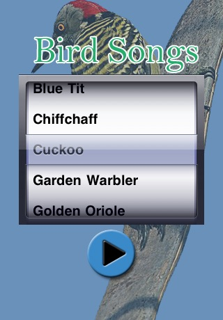 Free Bird Songs screenshot 1