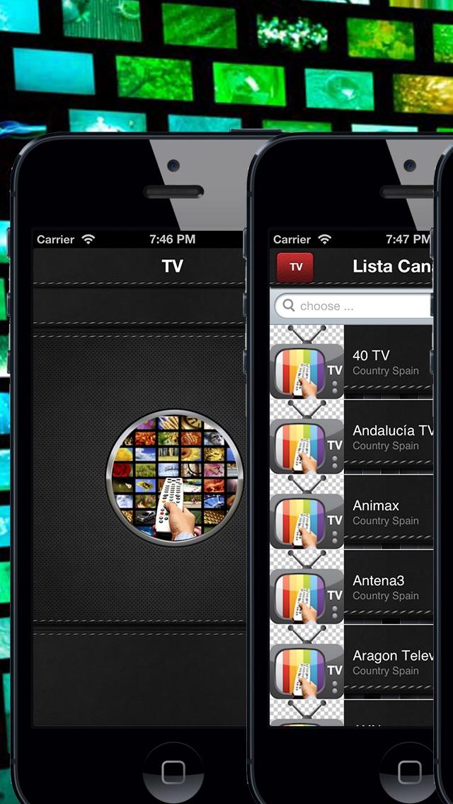 Tv Espaa Toda La Tdt Para Ver La Programacin review screenshots