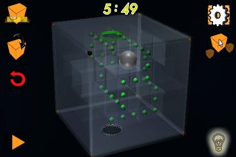 Cube Maze screenshot 3