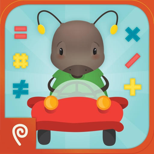Counting Ants Math Adventure iOS App