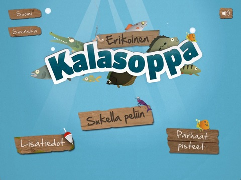 Erikoinen Kalasoppa screenshot 1