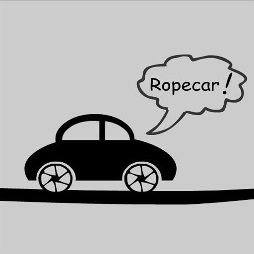 钢丝飞车:Ropecar【物理益智】