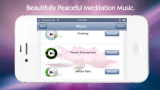 Simple Mediations: Guided meditation techniques for the meditator who wants deep sleep, relaxation and inner peaceScreenshot of 4