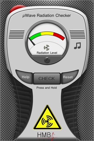 Real Microwave Radiation Checker & Detector for... screenshot 1