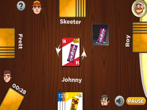 Screenshot #3 for short fill candy card game