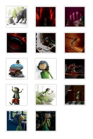 Julie et les sortilèges  - TaquinCapture d'écran de 5