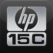Hewlett Packard 15C Scientific Calculator icon