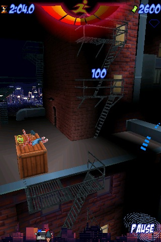 Screenshot of Guardie e Ladri: Modalità Guardia2