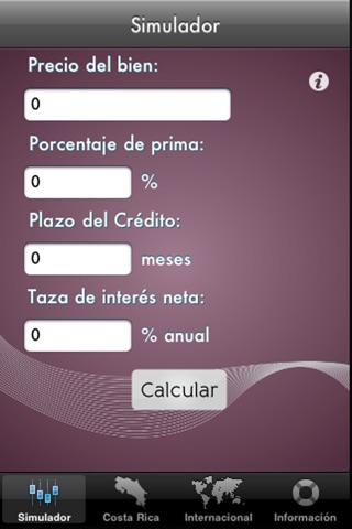 MisCreditos screenshot 2