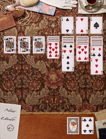 Parlour Solitaire screenshot 1