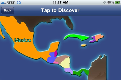 Tapquiz maps world edition on the app store iphone screenshot 4 sciox Images