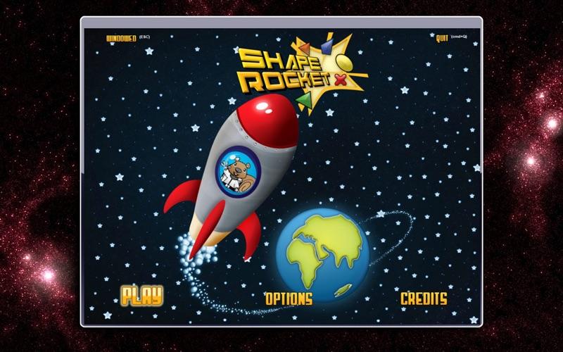 Shape Rocket Screenshot