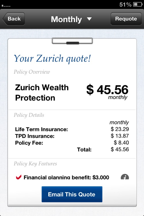 Zurich Life Insurance Quotes By Omniumau Amazing Zurich Life Insurance Quote