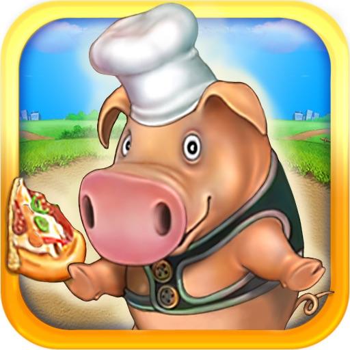 Веселая ферма 2. Печем пиццу