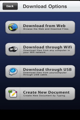 Wifi Drive Pro - Transfer Files from PC or Mac through Wifi screenshot 2