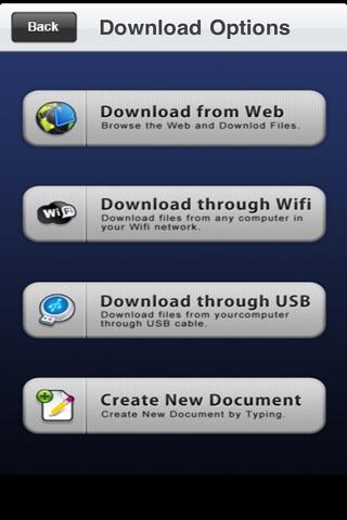 Wifi Drive Pro - Transfer Files from PC or Mac through Wifi screenshot 2