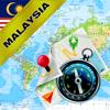 Malaysia, Singapore - Offline Map & GPS Navigator