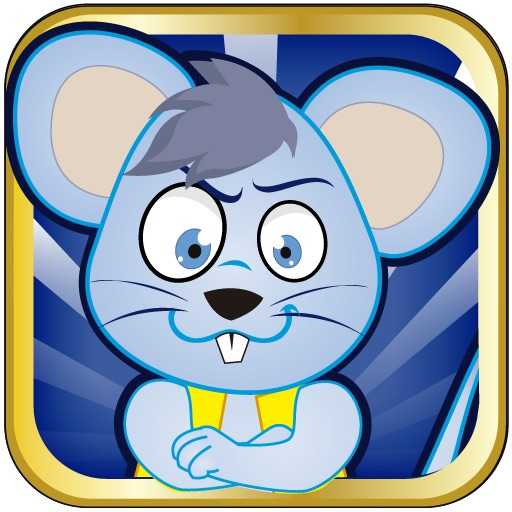 Super Rat Lite - The Cheese Addiction iOS App