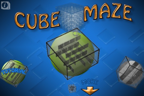 Cube Maze screenshot 4