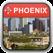 Offline Map Phoenix, AZ, USA: City Navigator Maps