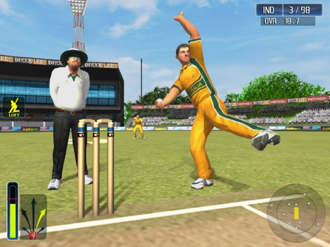 Screenshots of Cricket WorldCup Fever for iPad