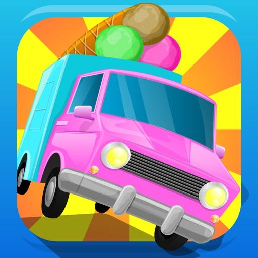 Gelato Rush iOS App