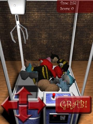 Arcade Claw HD screenshot 1