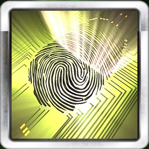 生物指纹扫描器【假装指纹锁】