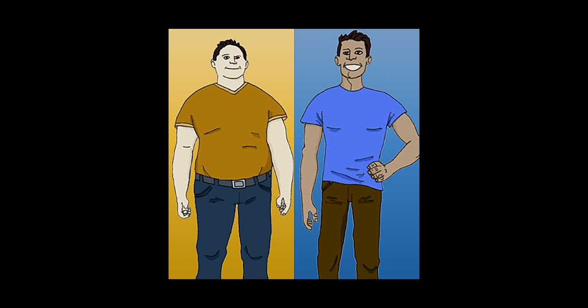 weight loss apps for men