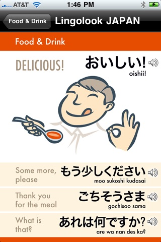 Lingolook JAPAN screenshot 3