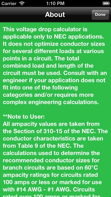 Nec wire size voltage drop image collections wiring table and wire size calculator voltage drop image collections wiring table paige agwire wire size calculator by paige keyboard keysfo Choice Image
