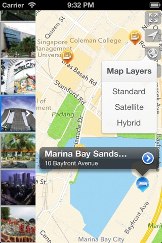 MyTravel Singapore screenshot 3