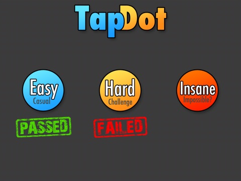Screenshot #2 for TapDot