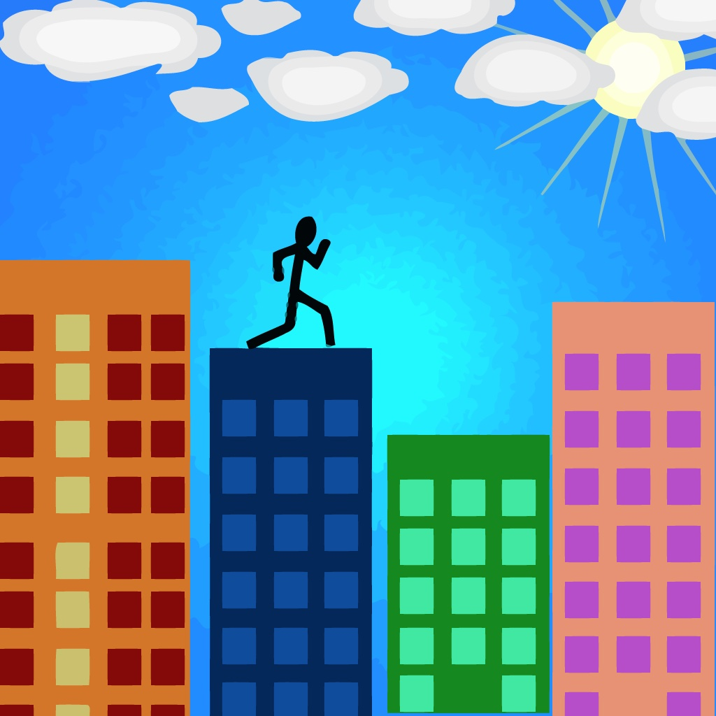 Rooftop Runner – Newest fast roof hopper thrill game free