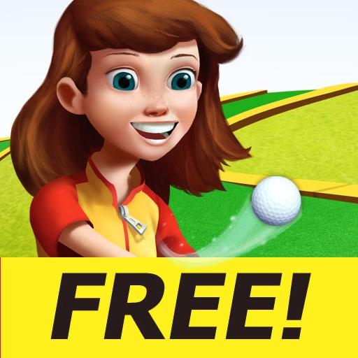 Mini Golf 99 Holes Theme Park FREE iOS App