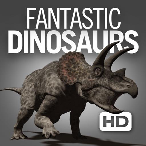神奇的恐龙:Fantastic Dinosaurs HD