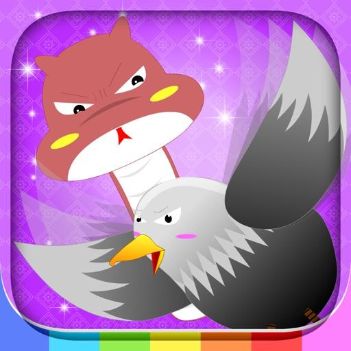 BabyStar  蛇和鹰