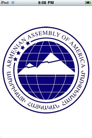Armenian Assembly of America screenshot 1