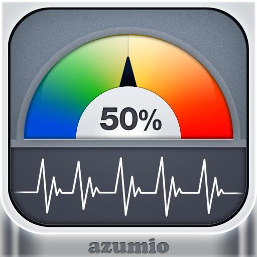 压力测试:Stress Check Pro by Azumio【自检压力】