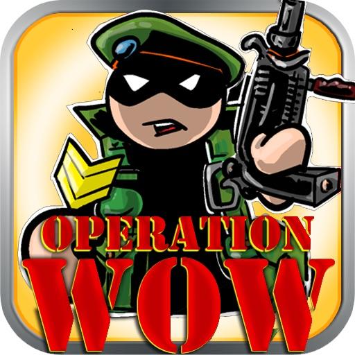 乌兹冲锋枪:Operation wow HD【多点触摸射击】