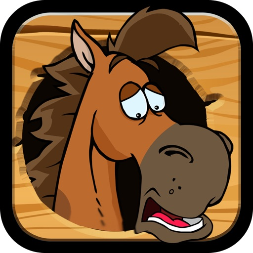 Stupid Dumb Horse Derby Race Pro iOS App