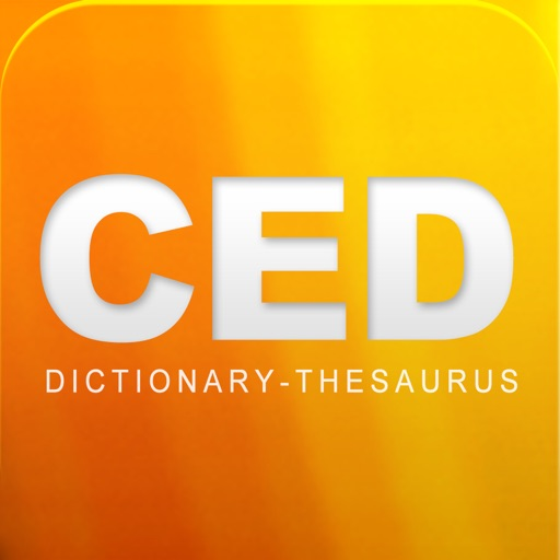 简洁英语辞典:Concise English Dictionary & Thesaurus 2013