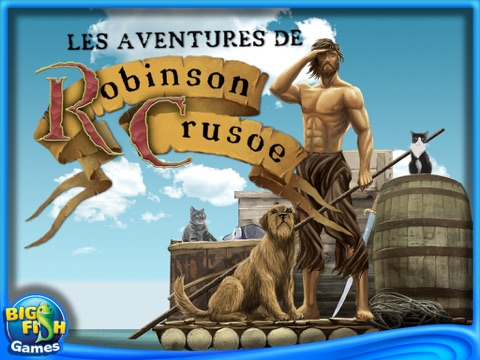 The Adventures of Robinson Crusoe HD (Full) screenshot 1