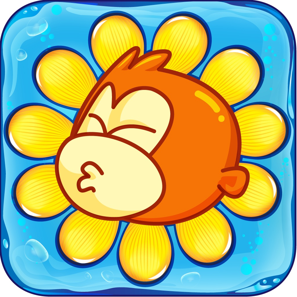 Pee Monkey Plant Bloom iOS App