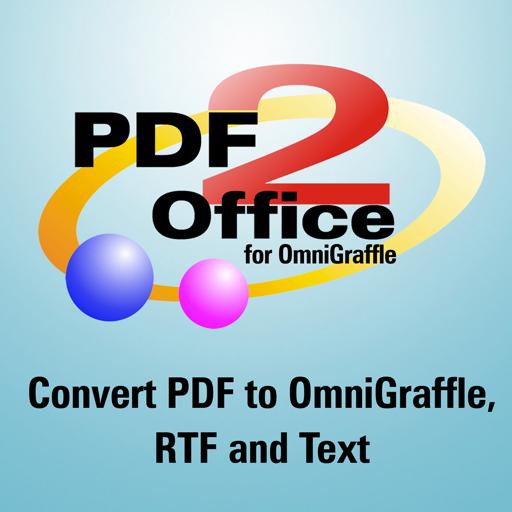 PDF2Office for OmniGraffle