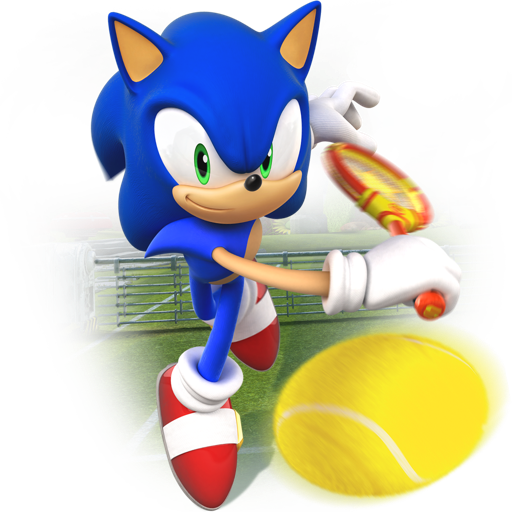 世嘉超级明星网球 SEGA Superstars Tennis For Mac