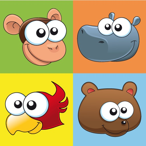 Animals For Babies iOS App