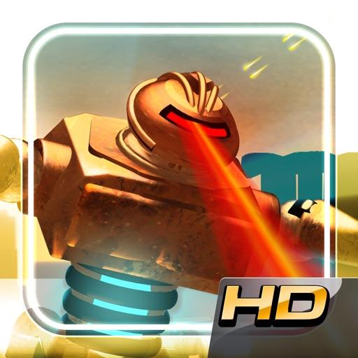 机器人大破坏:Robot Rampage HD【场景射击】